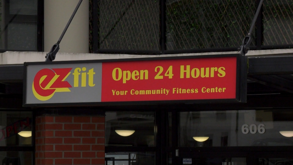 EZ Fit in New Westminster is open 24 hours a day.