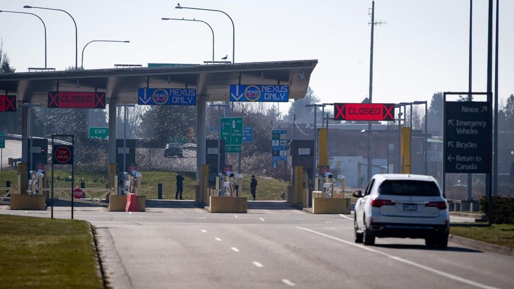 canada u.s. border