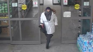Police say they'd like to speak to this individual in connection to a series of stolen purses. (Source: Guelph Police Service)