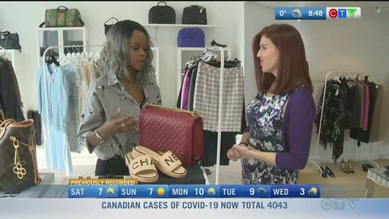 On the Runway: Consignment Tips