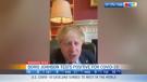 New Covid-19 case, UK Prime Minister sick