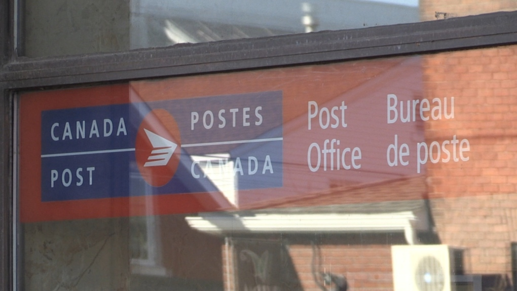 North Bay Canada Post office