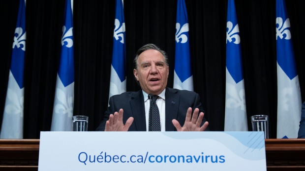 18 people have now died of COVID-19 in Quebec, as confirmed cases jump above 2,000