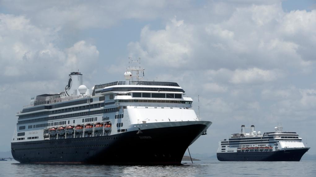 4 passengers dead aboard cruise ship anchored off Panama