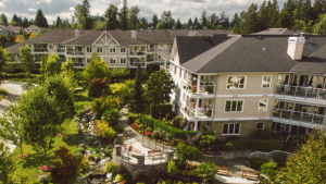 The Elim Village retirement community in Surrey, B.C. is seen in this image from its website. (ElimVillage.com)