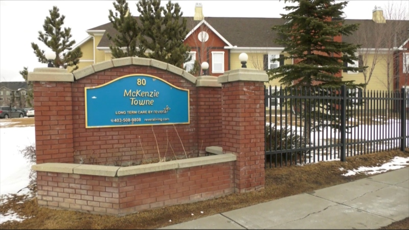 Three residents of the  McKenzie Towne Continuing Care Centre have died due to complications due to COVID-19. As of Monday 36 residents and five staff have confirmed or probably cases of the virus. (File)