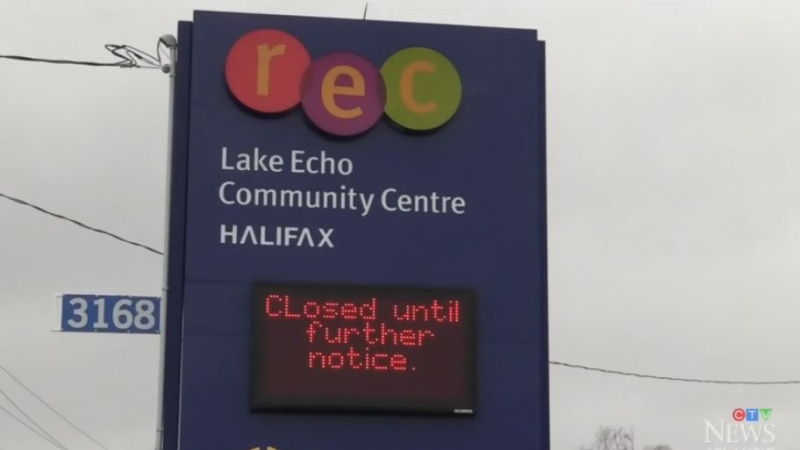 The Nova Scotia Health Authority advises everyone who attended the event in Lake Echo on March 14 to self-isolate and monitor themselves for symptoms of the virus.