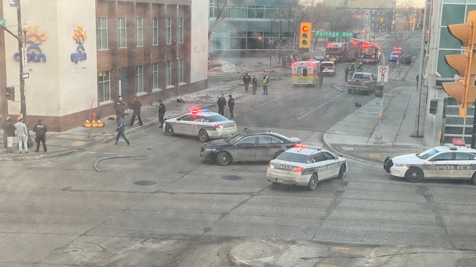 Portage crash