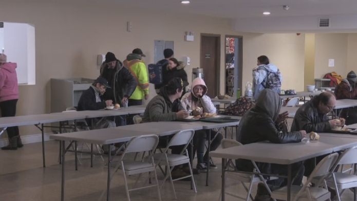 Shelters in New Brunswick remain busy during the COVID-19 pandemic, but need to make adjustments to adhere to physical distancing restrictions .