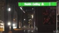 Granville street empty