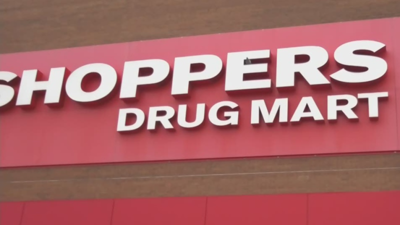 Shoppers Drug Mart employee tests positive