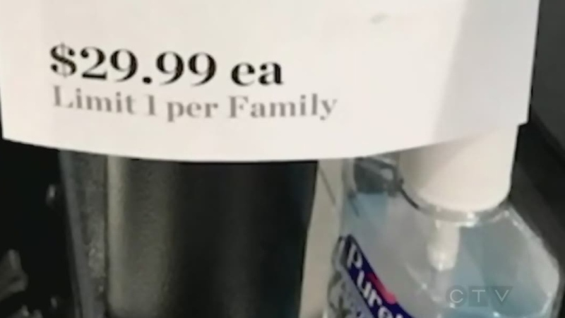 Ontario gets strict on price-gouging
