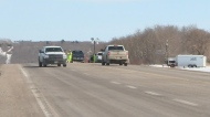 Manitoba creates border checkpoints