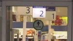 London Drugs staff member tests positive