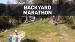 backyard runner