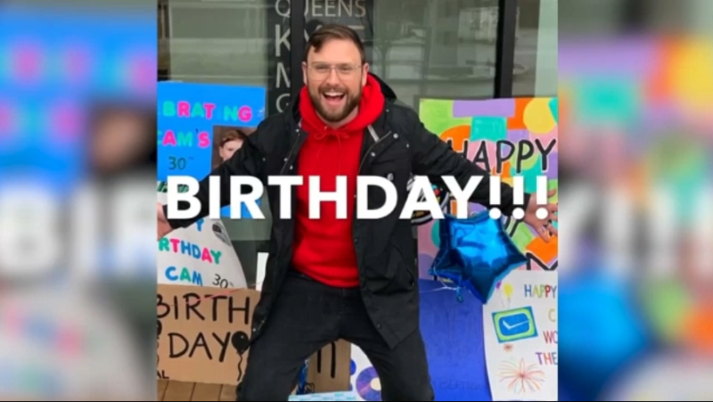 Birthday video