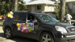 Parade saves Regina teen's sweet 16