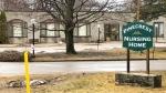 Pinecrest Nursing Home in Bobcaygeon, Ont. (Pat Darrah / CTV Toronto)
