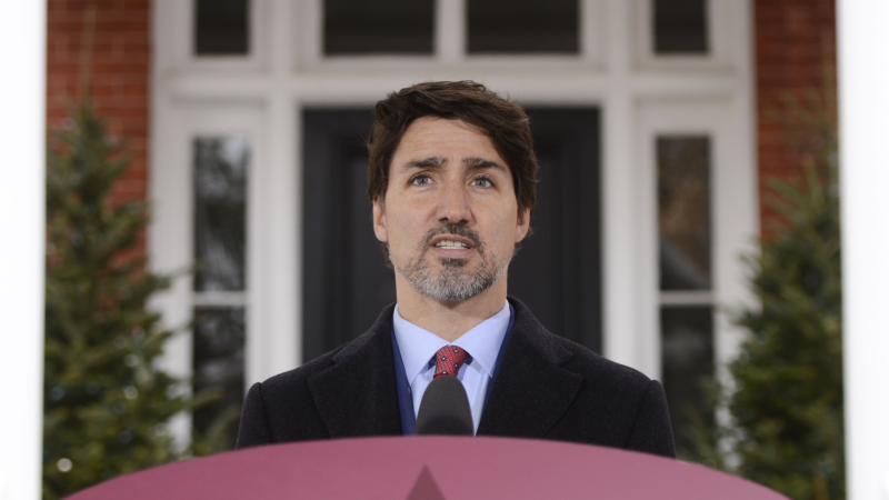 Some Canadians to receive up to $847 a week: PM