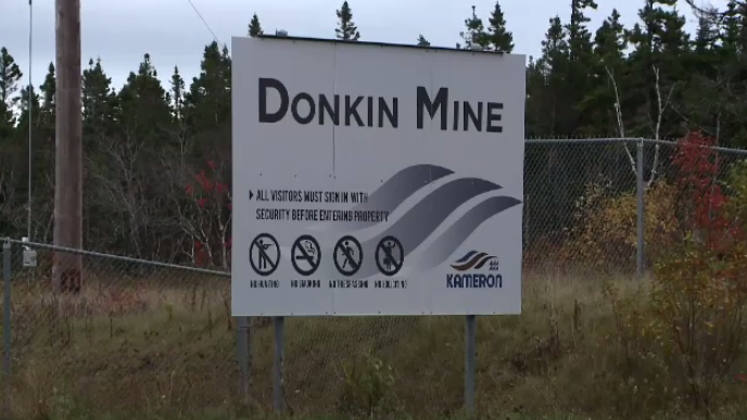 The Donkin coal mine in Cape Breton is closing permanently, operator Kameron Coal announced Monday.