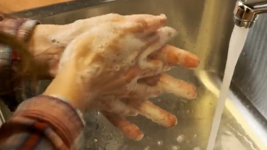 Ottawa Public Health has released a video outlining the importance of washing your hands