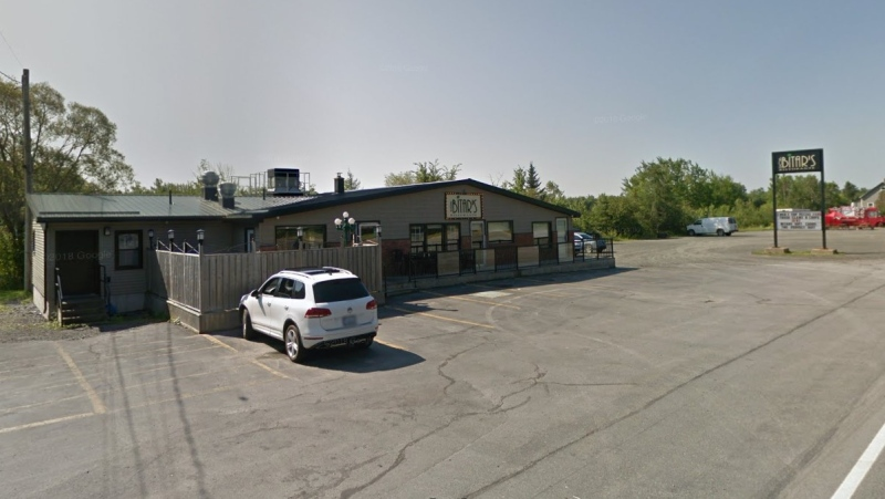 The Nova Scotia Health Authority says anyone who visited Rob Bitar's Ristorante on Highway 2 on March 23 and March 24 may have been exposed to the novel coronavirus. (Google Maps)