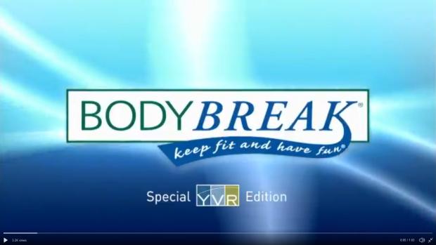 Body Break: COVID-19 edition