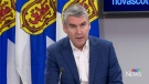 Nova Scotia Premier Stephen McNeil provides an update on COVID-19 on March 30, 2020.