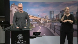 City manager David Duckworth announced the City of Calgary would be laying off a number of part-time and casual workers as a result of the COVID-19 pandemic