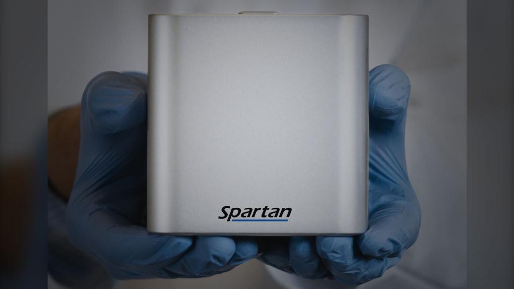 Spartan COVID-19 testing device