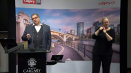 WATCH: Mayor Nenshi updating the city on COVID-19 Monday