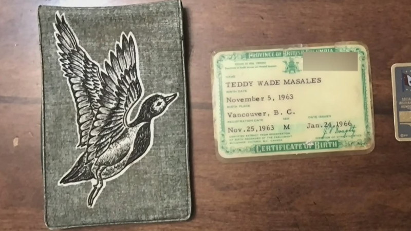 Missing pilot's wallet discovered 22 years later