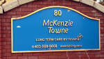A second COVID-19 related death was reported at a McKenzie Town long term care facility Monday.
