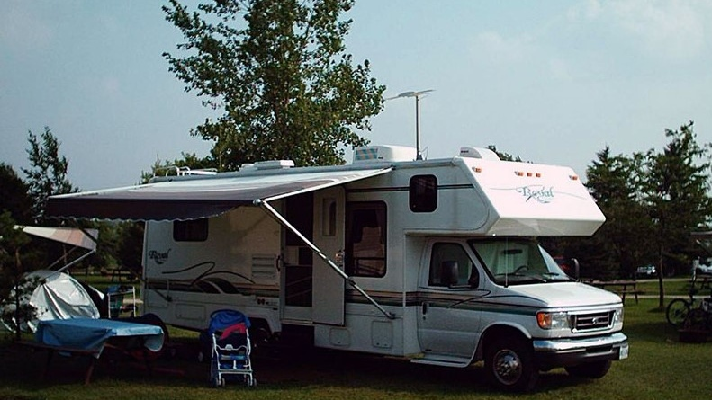 Bingemans camping resort is set to open early to help stranded snow birds, seasonal and RV campers. (Photo/Bingemans)