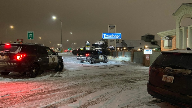 Stabbing victim in critical condition following attack at Macleod Trail hotel