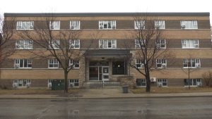 The three-storey building on King Edward Avenue is currently not in use by the university. The City is leasing the space for $1 to house families within Ottawa's homelessness service system or the Violence Against Women sector who need to self-isolate.