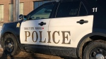 Sault Ste. Marie Police Service vehicle