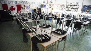 Classroom Ontario schools