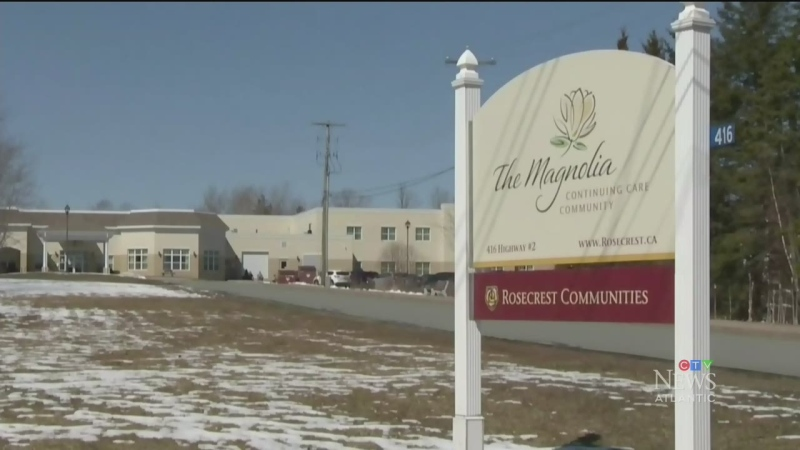N.S. nursing home has four cases of COVID-19