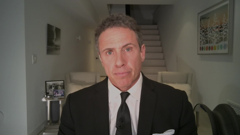 CNN anchor Chris Cuomo has been diagnosed with COVID-19, the network said in a memo to employees on Tuesday. (CNN)