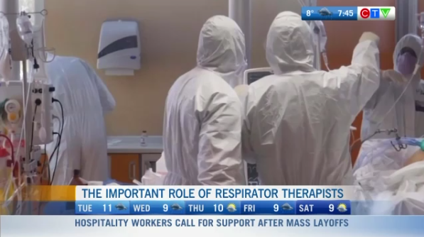 respiratory therapists