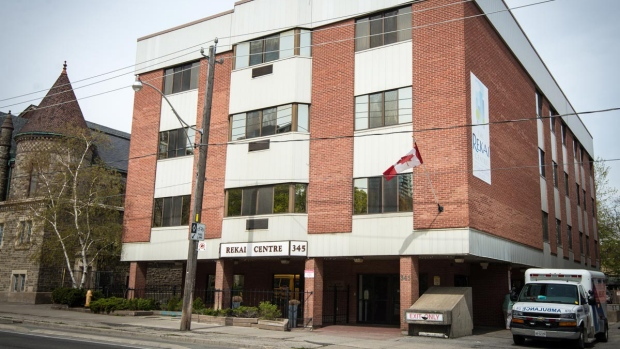 Long-term care resident dies after COVID-19 outbreak at downtown Toronto facility