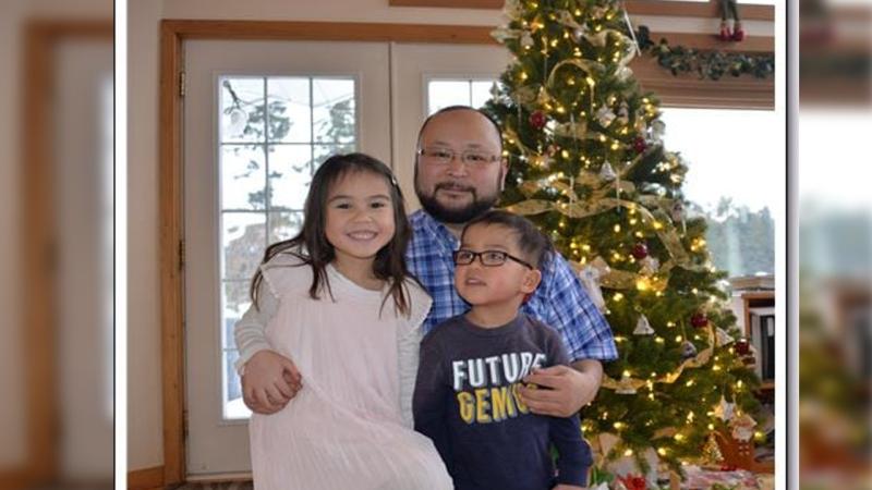 Steven Tsai says his kids adored their uncle, John. John Tsai died of COVID-19 at age 41 on March 31. (Courtesy: Tsai family)