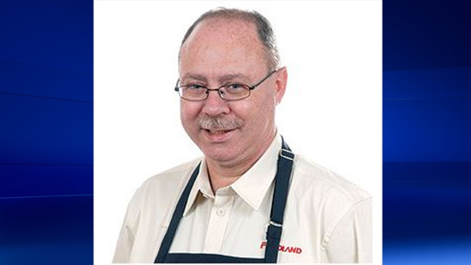 Craig MacDonald, who sources tell CTV News passed away from COVID-19, was the owner of a St. Marys, Ont. grocery store. (Source: Ontario.foodland.ca)