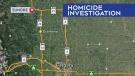 RCMP investigate murder-suicide in Sundre