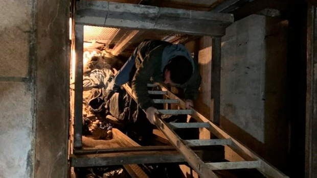 U.S. finds major cross-border tunnel used to smuggle drugs from Mexico