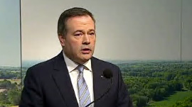 Jason Kenney speaks on Keystone XL investment