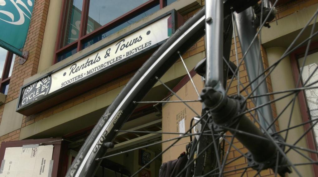 cycle bc rentals bike