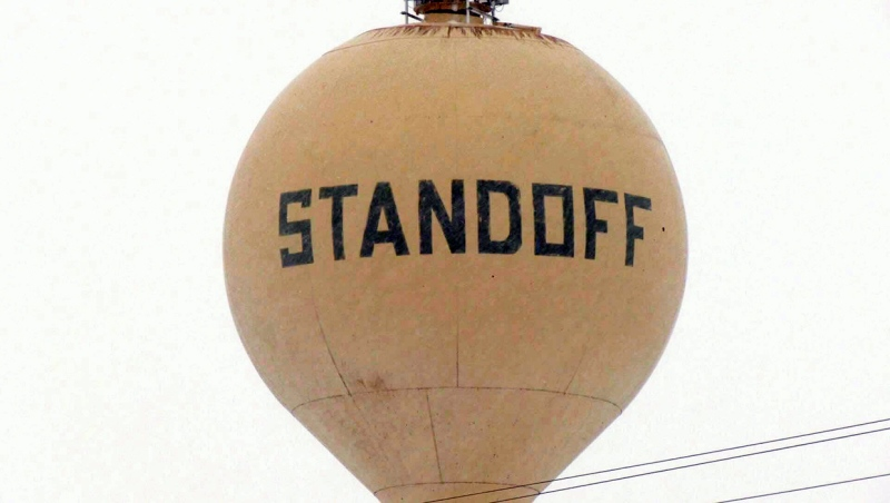 Standoff, Alberta