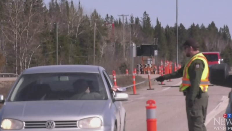 COVID-19 border checkpoints now open